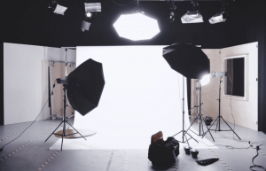 Image of a photography space.